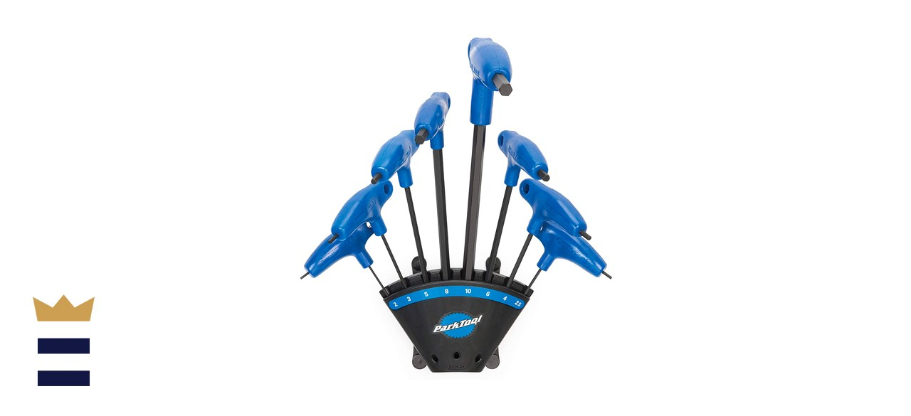 Park Tool PH- 1.2 P-Handle Hex Wrench Set
