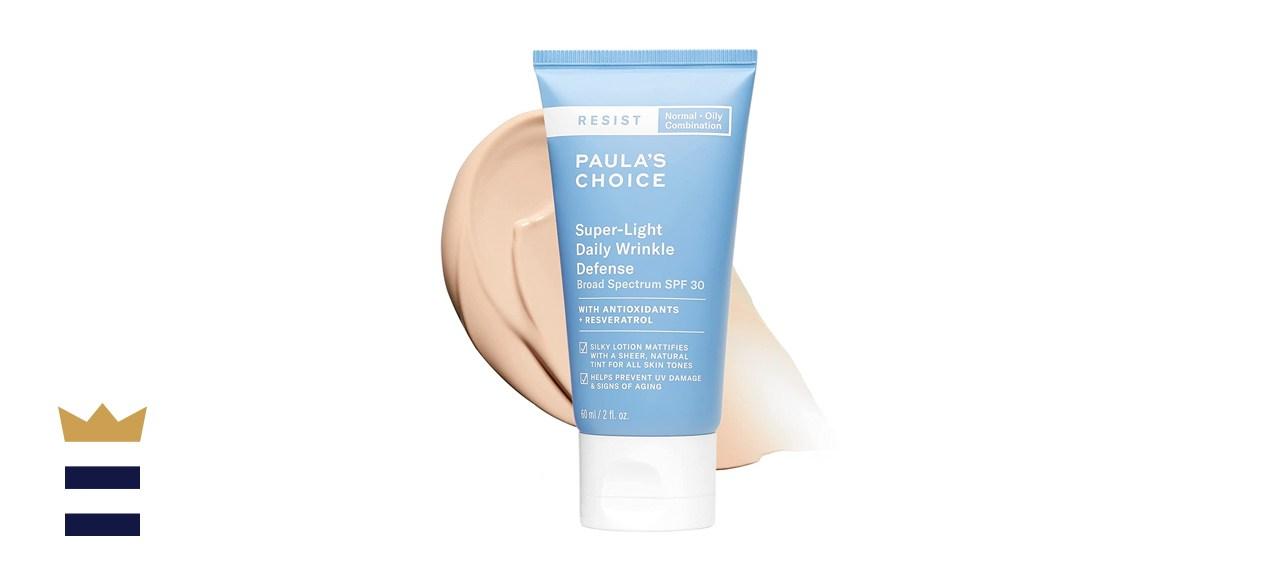 Paula's Choice Super-Light Daily Wrinkle Defense SPF 30