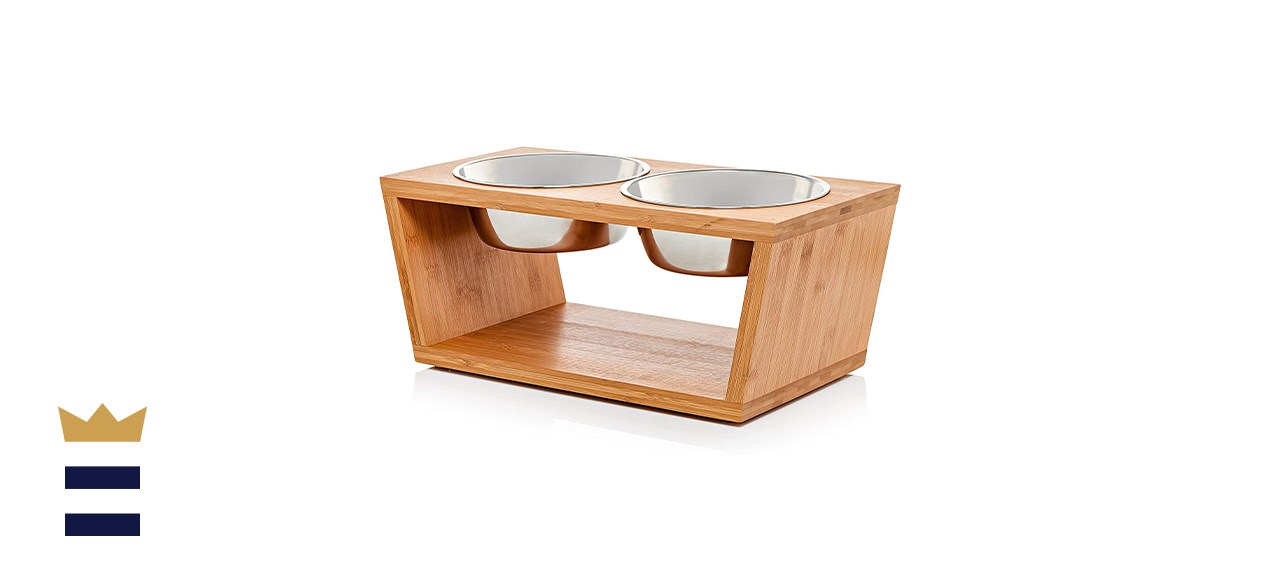 Pawfect Pets Elevated Dog Bowl