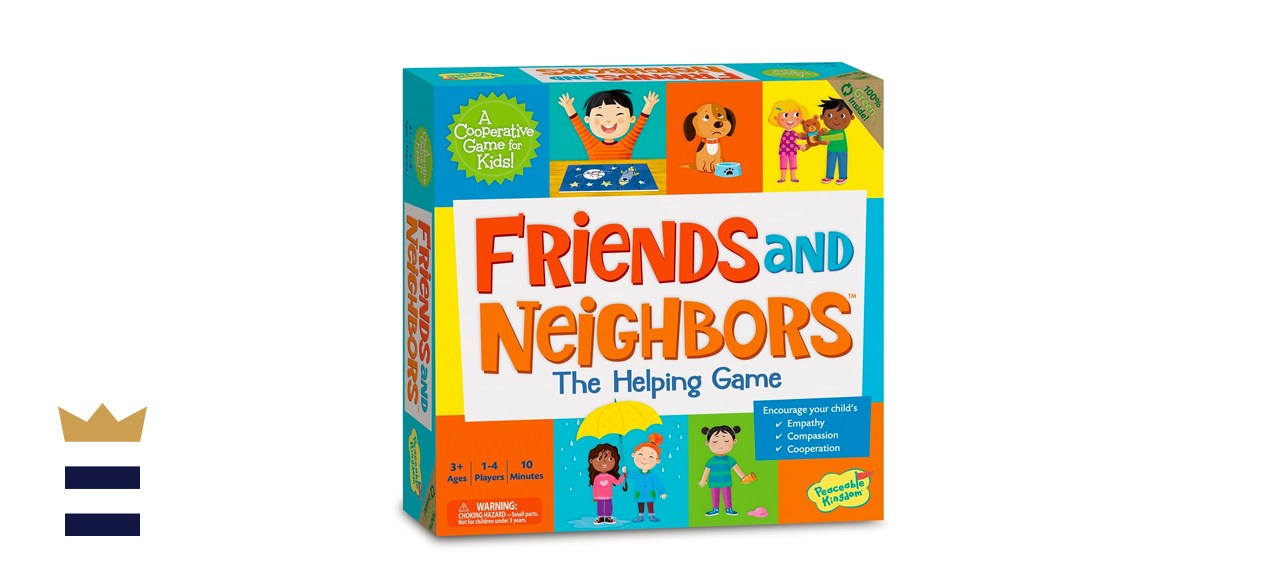 Peaceable Kingdom Friends and Neighbors, The Helping Game