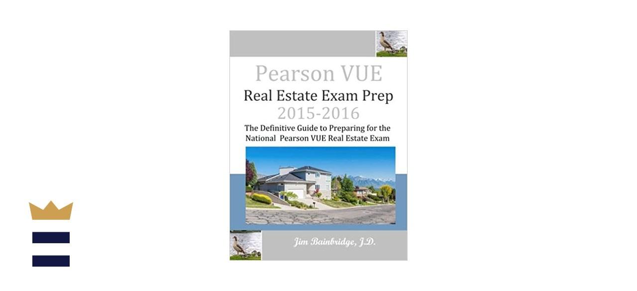 Pearson VUE Real Estate Exam Prep by Jim Bainbridge