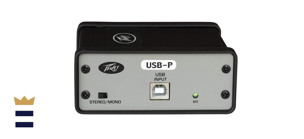 Peavey USB Audio Interface