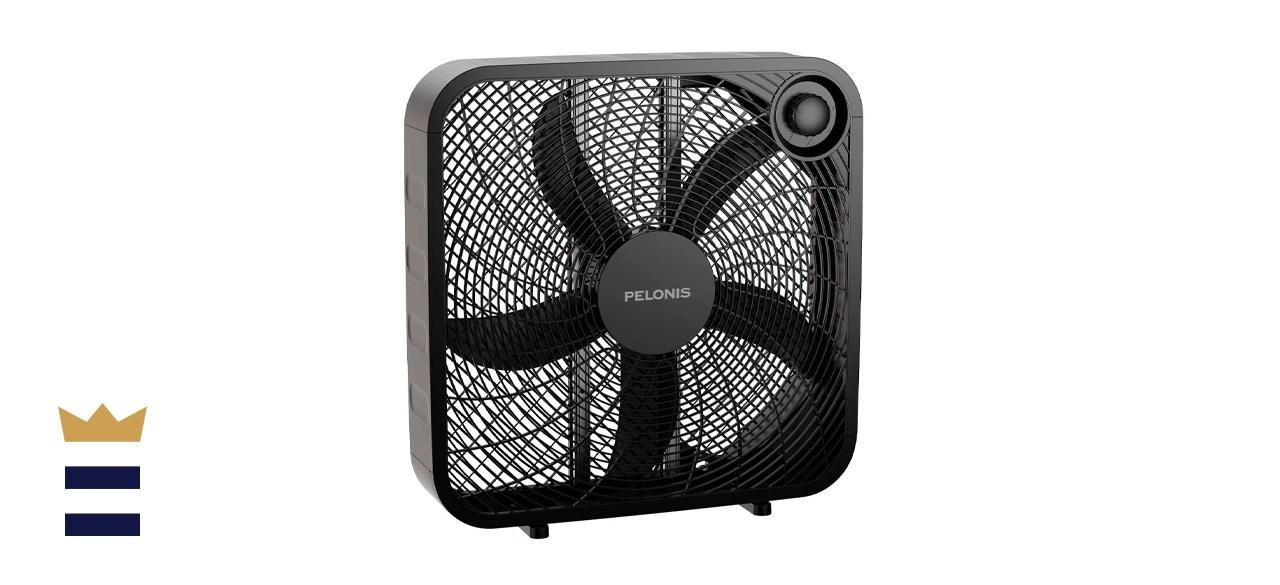 PELONIS 3-Speed Box Fan