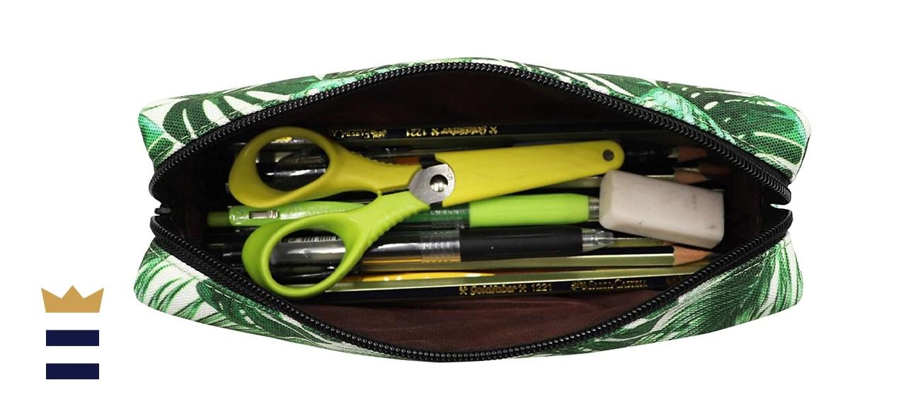 Aiphamy Canvas Pencil Bag