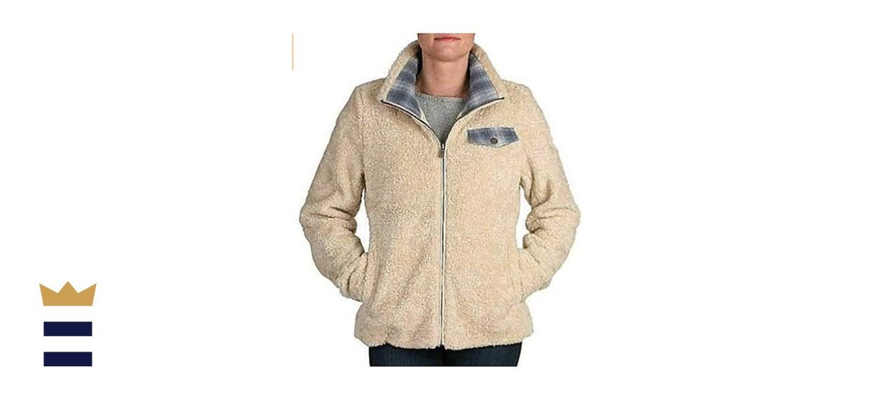 Pendleton Fuzzy Zip Jacket