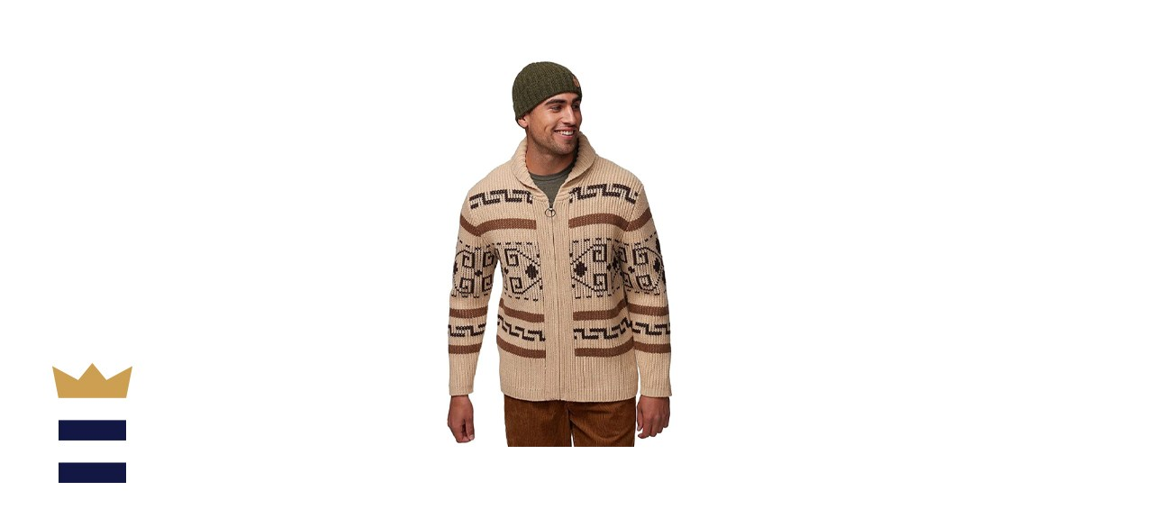 Pendleton Men's Original Westerly Zip Up Cardigan Sweater