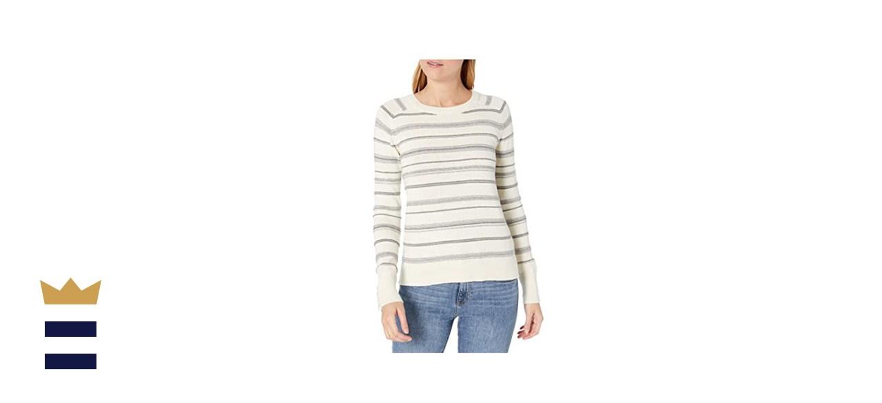 Pendleton Textured Stripe Sweater
