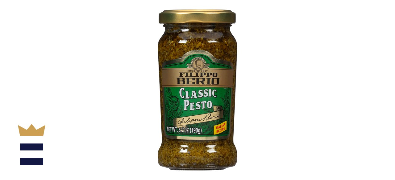 Filippo Berio Classic Basil Pesto