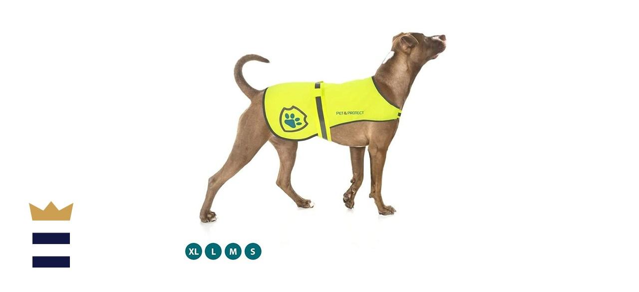 Pet & Protect Premium Dog Reflective Vest