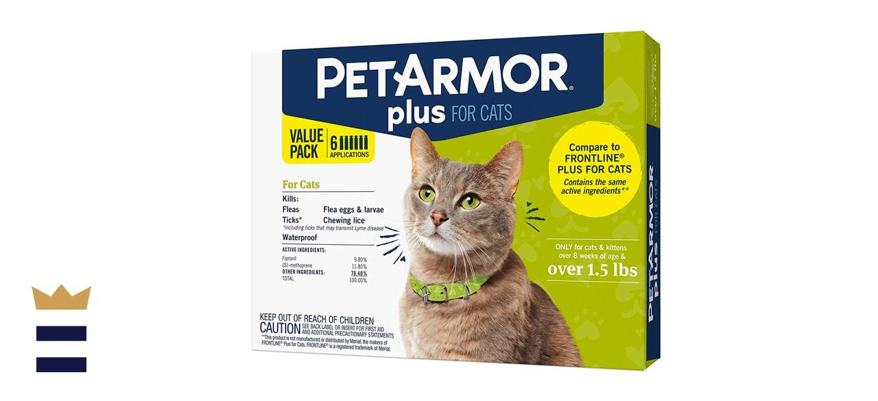 PetArmor Plus Flea & Tick Prevention for Cats
