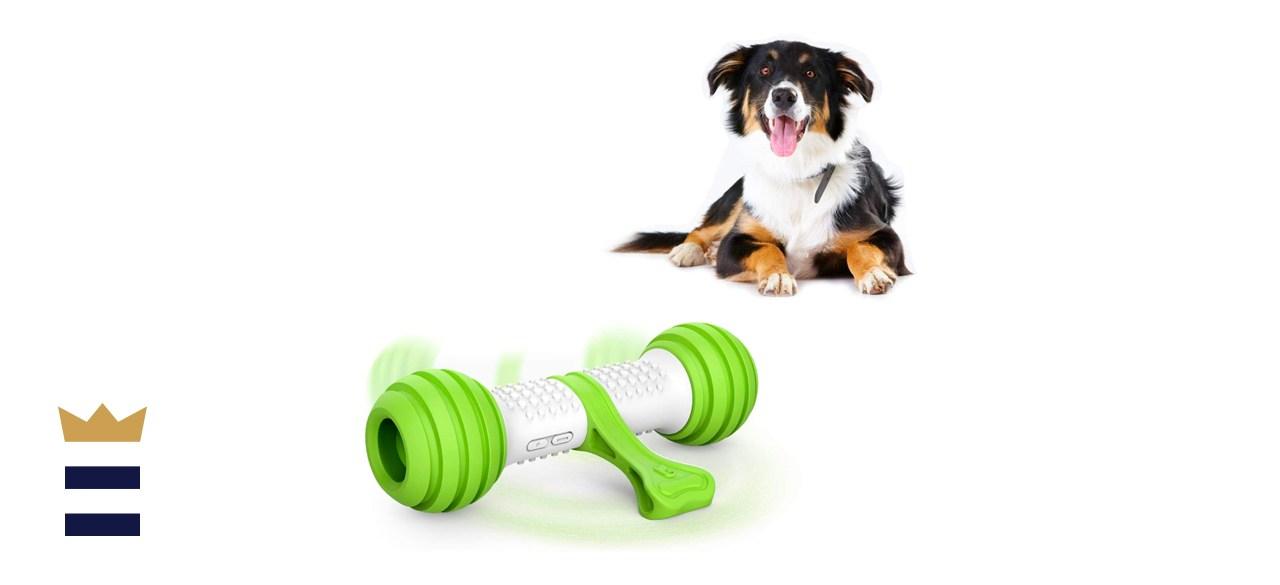 PETGEEK Automatic Dog Bone Toy