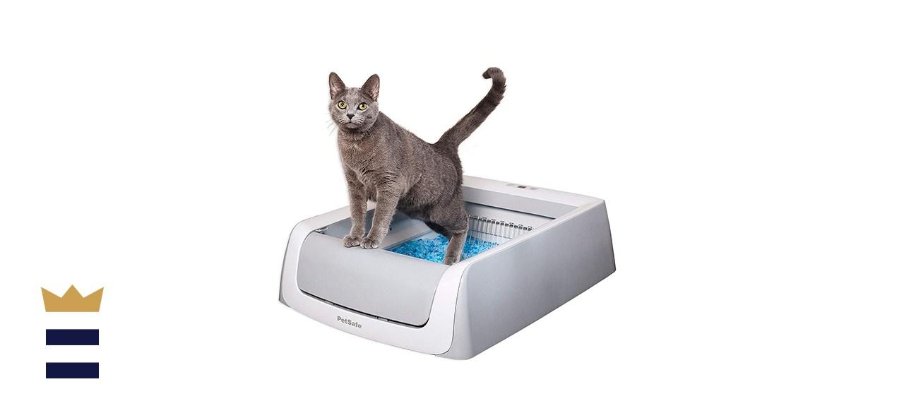 PetSafe ScoopFree Automatic Self-Cleaning Litter Box