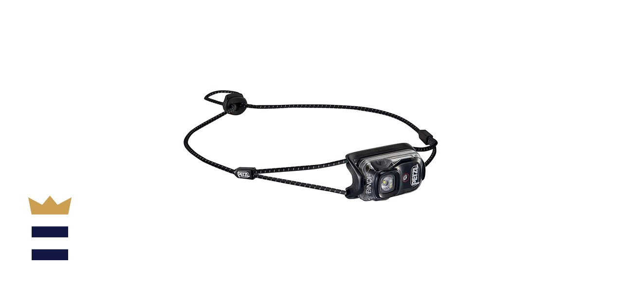 PETZL Bindi Ultra-Light Rechargeable Headlamp