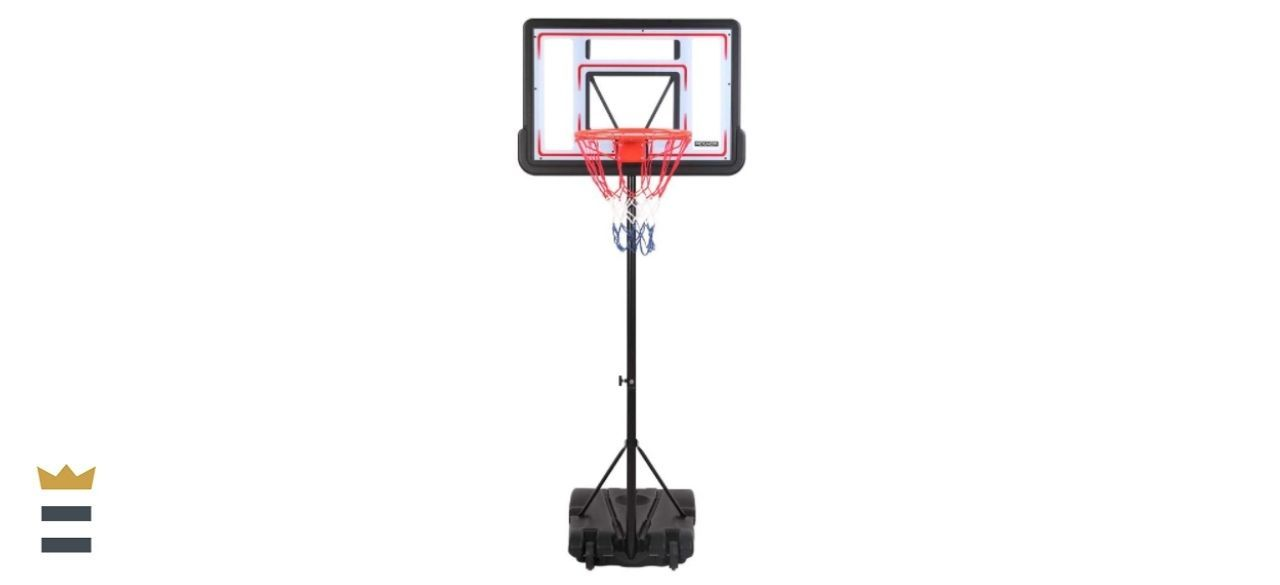 Pexmor Basketball Hoop Portable
