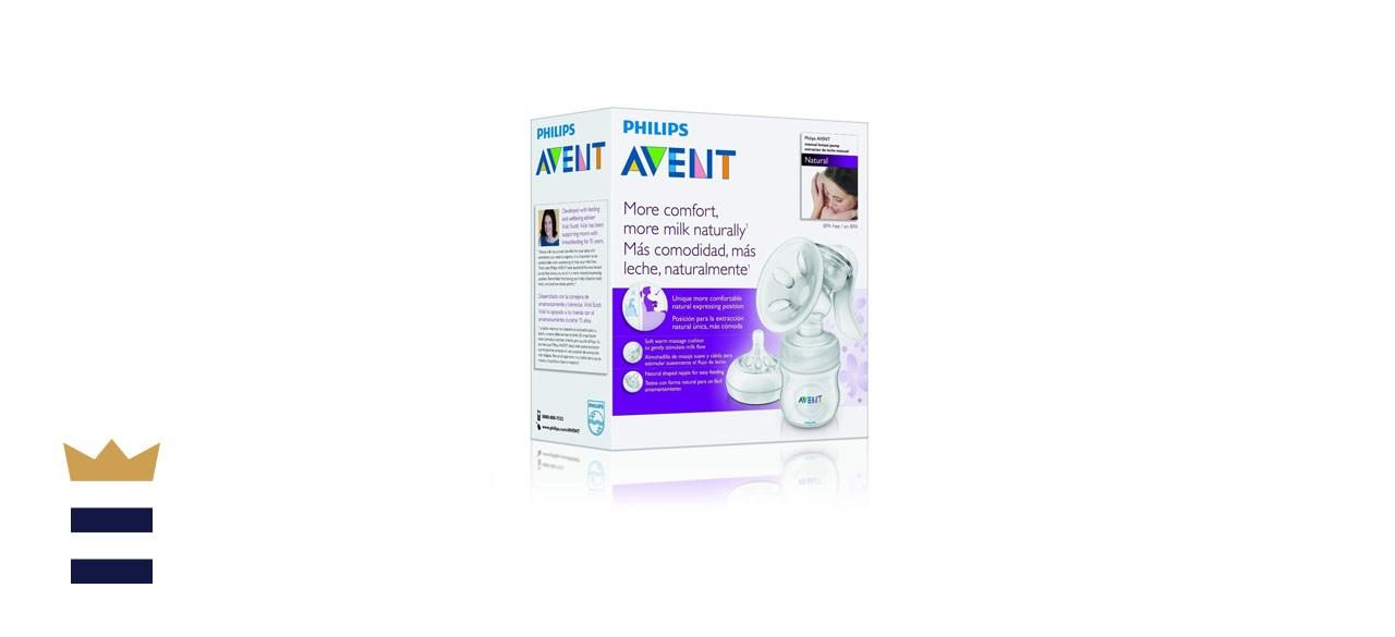 Philip Avent Manual Comfort Breast Pump