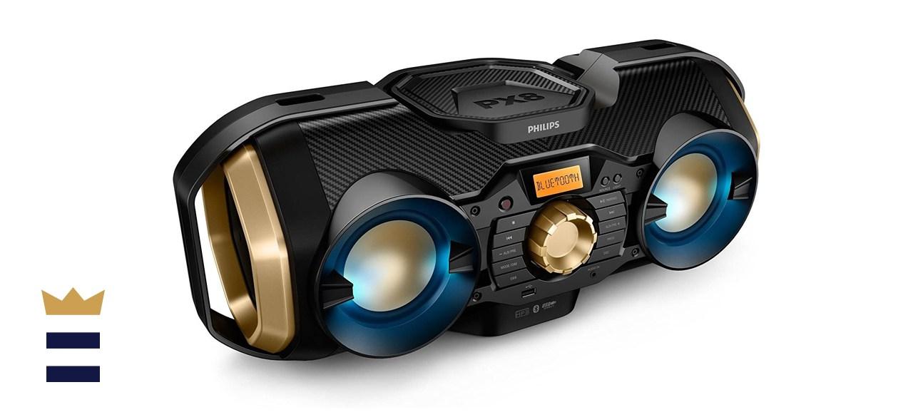 Philips Bluetooth Boombox Speaker