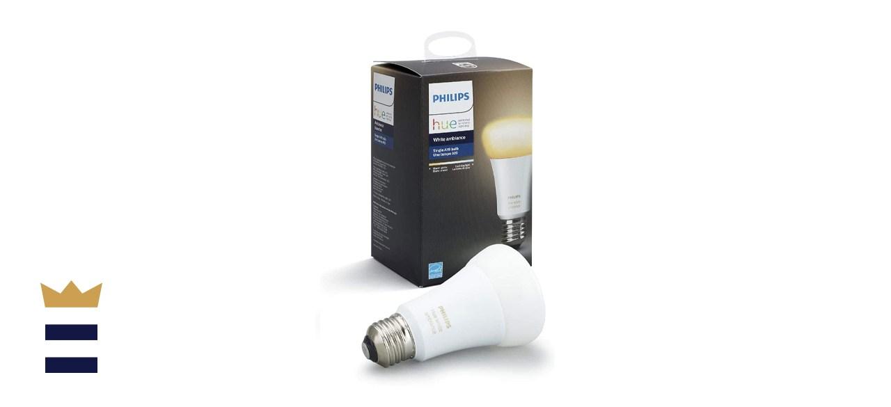 Philips Hue A19 LED Smart Lightbulb