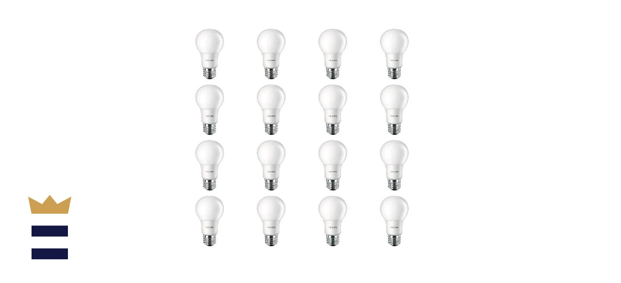 Philips LED Non-Dimmable Frosted Light Bulbs
