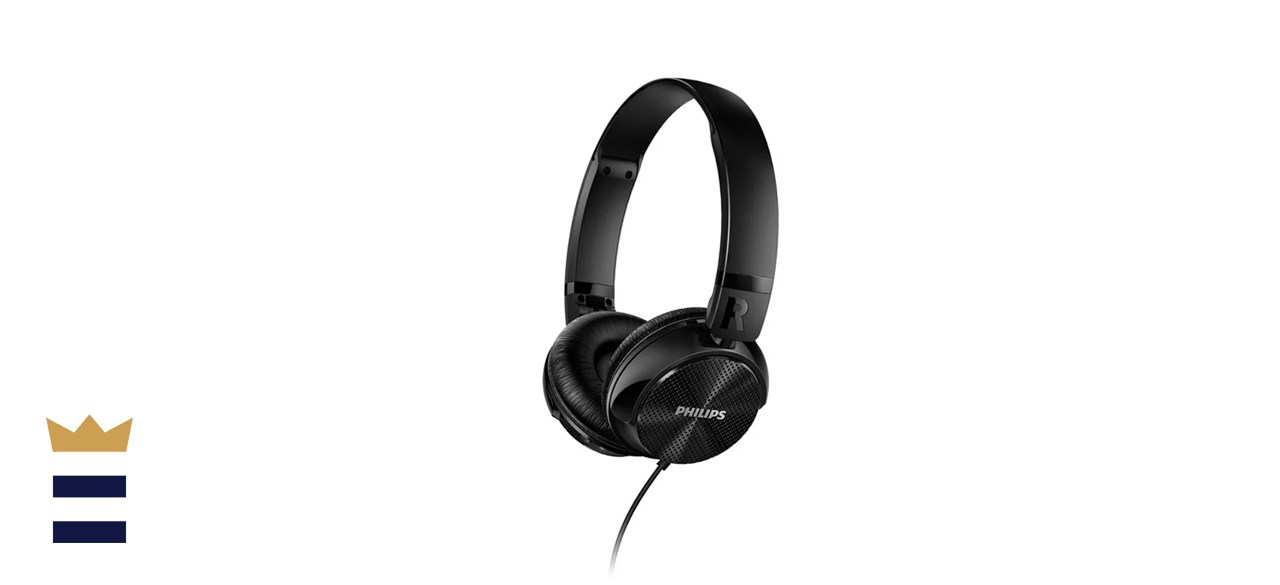 Philips Over-Ear Noise-Canceling Headphones