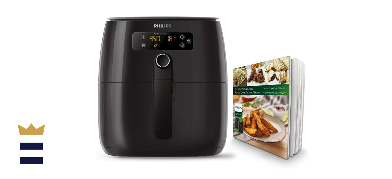 Philips Premium Digital Air Fryer with Fat Removal Technology