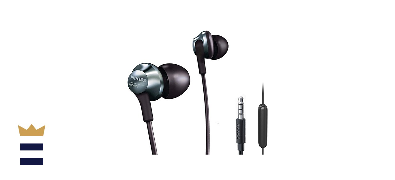 Philips Pro Wired Earbuds