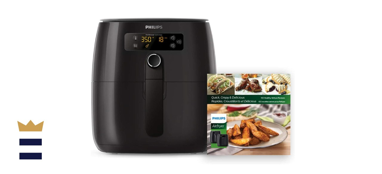 Phillips Kitchen Appliances Premium Digital Air Fryer