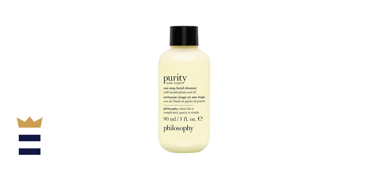Philosophy's Purity Made Simple One-Step Facial Cleanser