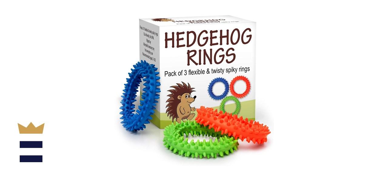Pick A Toy Hedgehog Sensory Rings