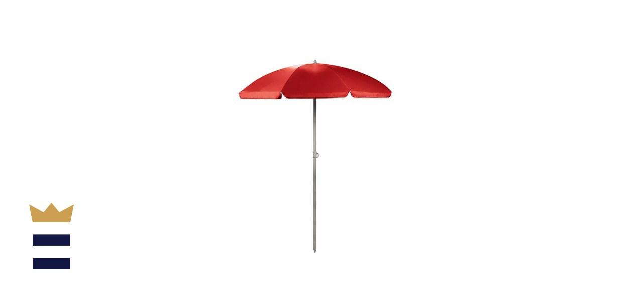 Picnic Time Portable Beach Umbrella