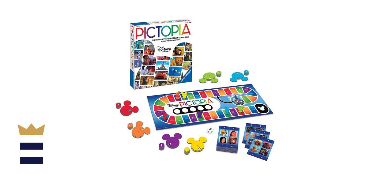 Pictopia Family Trivia Game: Disney Edition