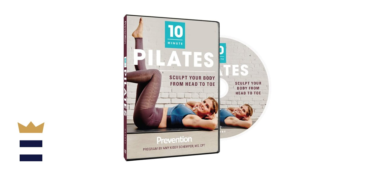 10 Minute Pilates: The Sculpting Pilates Workout That Does It All in 10 Minutes