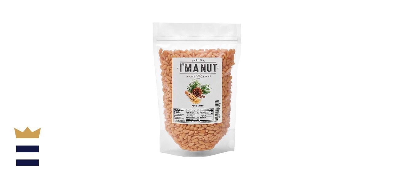 I'm a Nut pine nuts