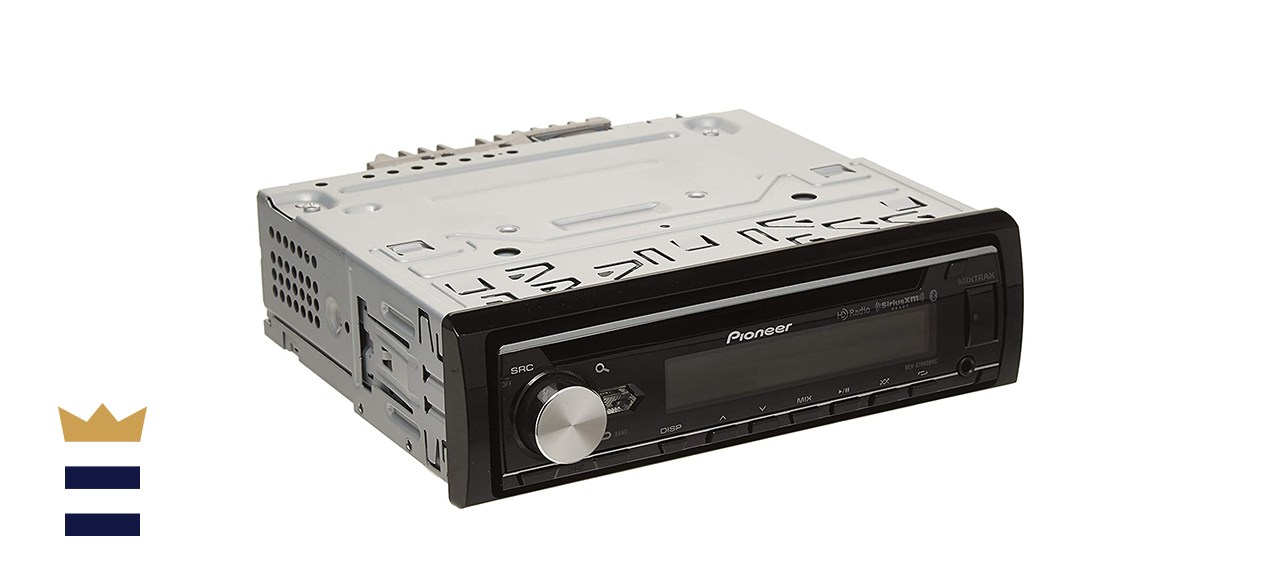 Pioneer CD Receiver with Enhanced Audio Functions