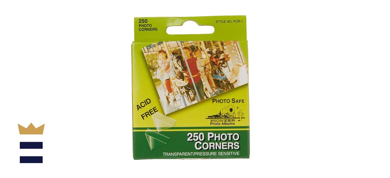 Pioneer Self-Adhesive Photo Corners