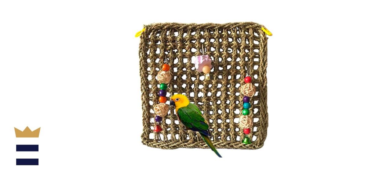 PIVBY Bird Foraging Wall Toy