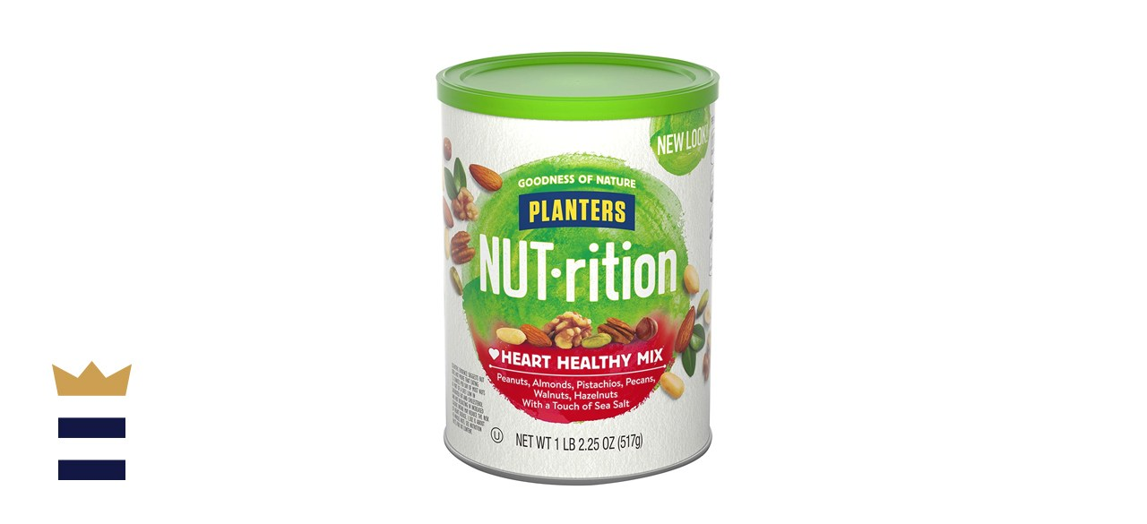 Planters NUTrition Heart Healthy Snack Nut Mix