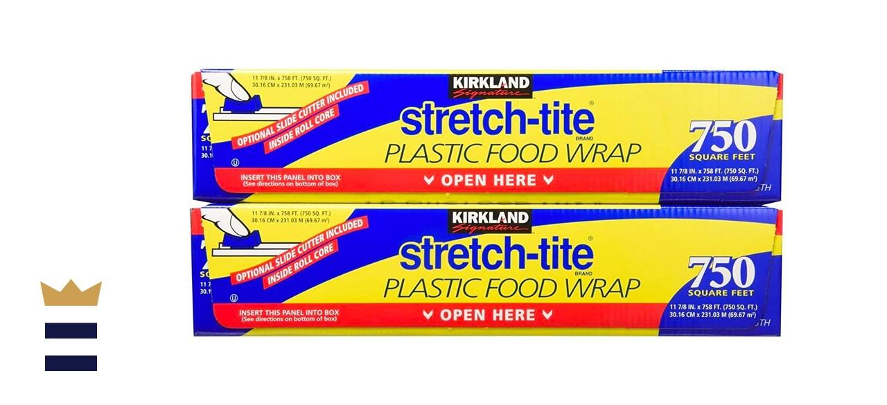 Kirkland Signature Stretch-Tite Plastic Wrap
