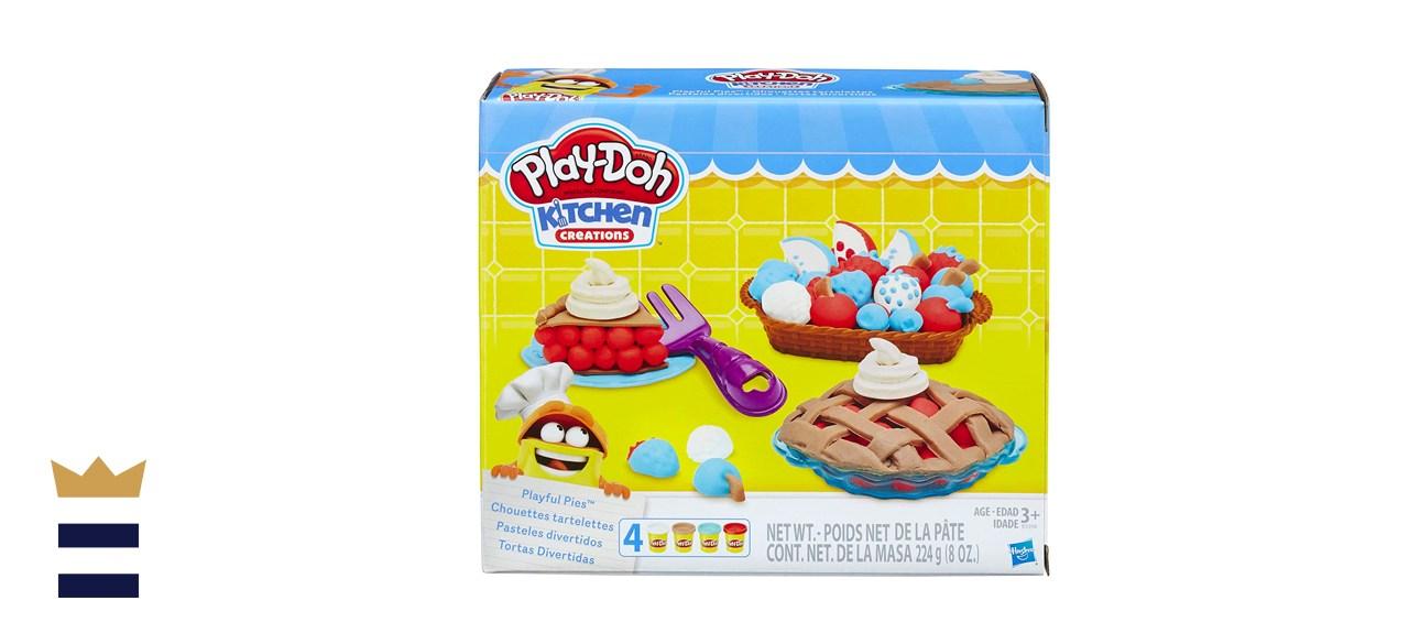 Play-Doh Dough Playful Pies Dough Play Set