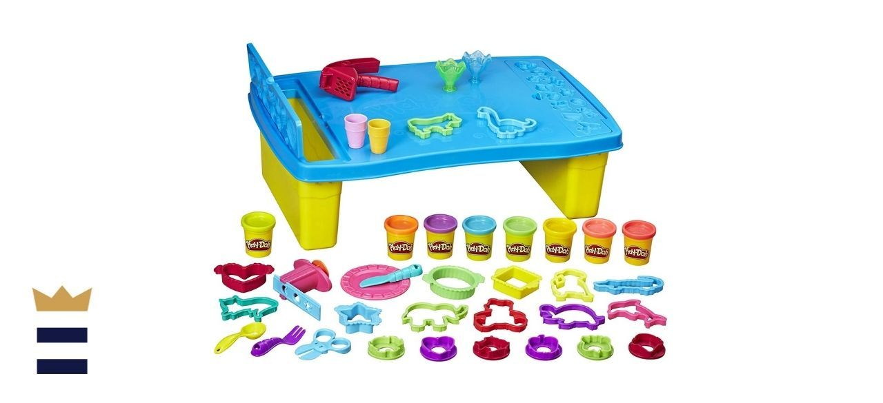Play-Doh Play Table with 8 Non-Toxic Colors