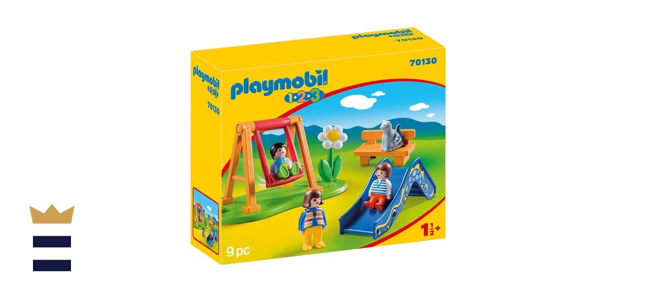 Playmobil 123 Children's Playground