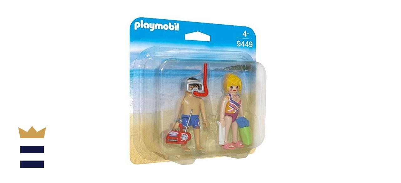 Playmobil Beachgoers