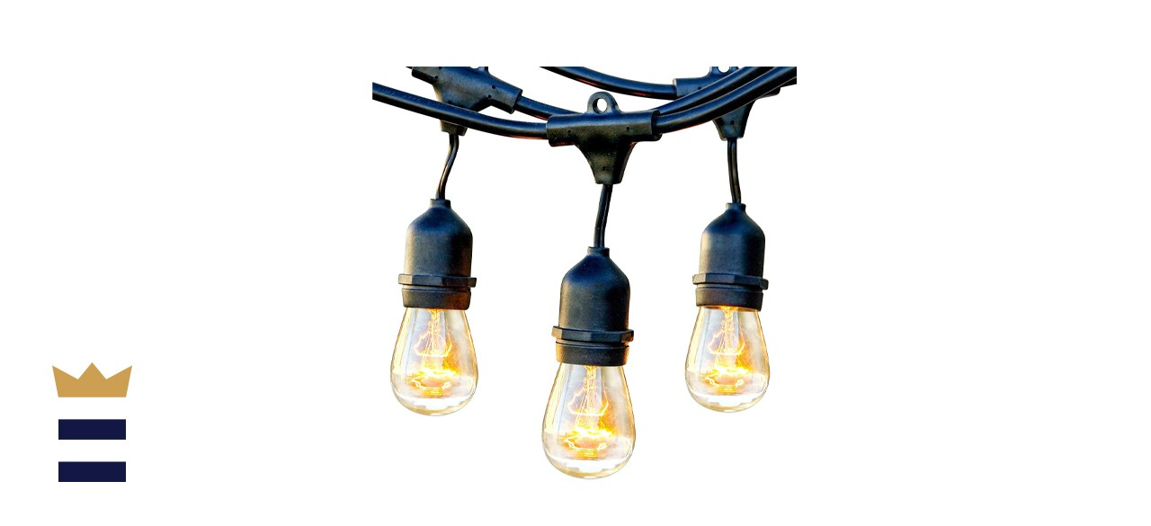 Brightech Ambience Pro - Waterproof Outdoor String Lights