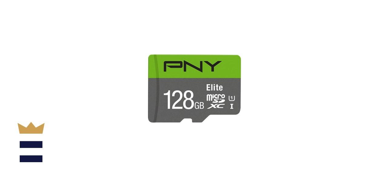 PNY 128GB Elite Class 10 U1 microSD