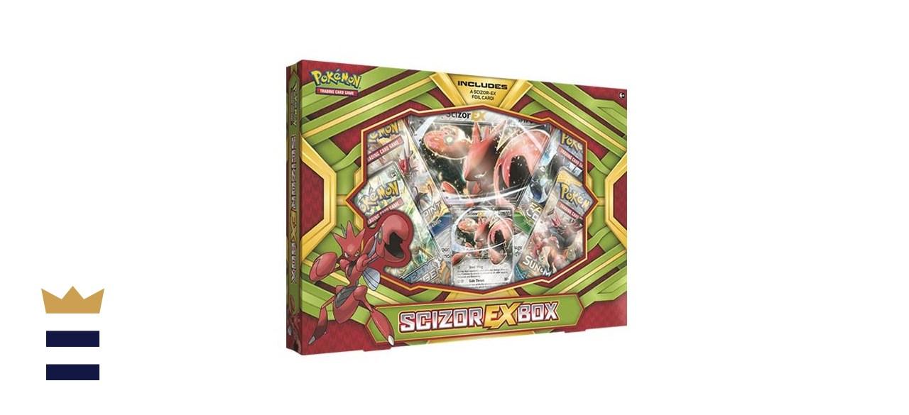 Pokemon TCG: Scizor EX Box