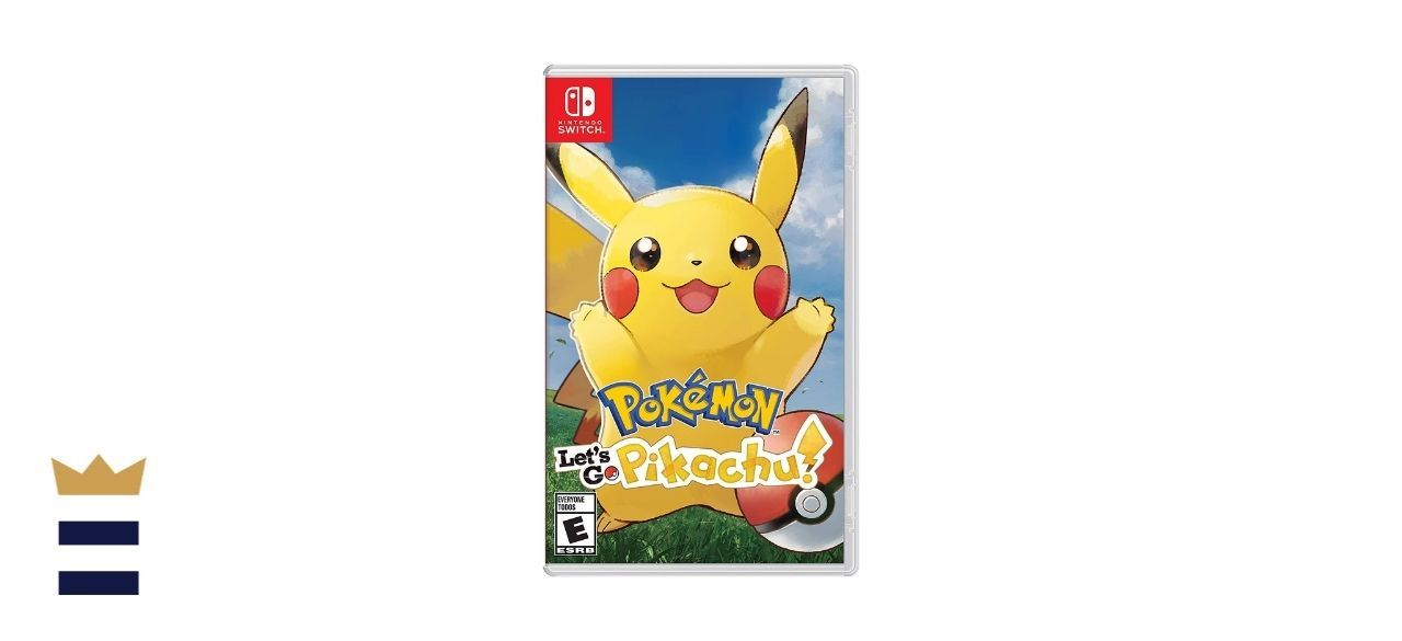 Pokemon_ Let's Go, Pikachu!