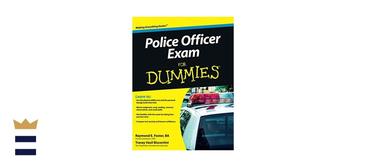 Police Officer Exam for Dummies, First Edition