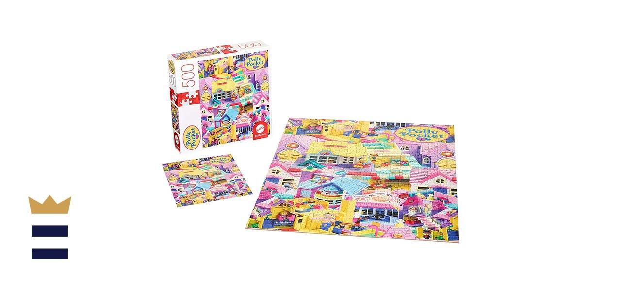 Polly Pocket Mattel Jigsaw Puzzle