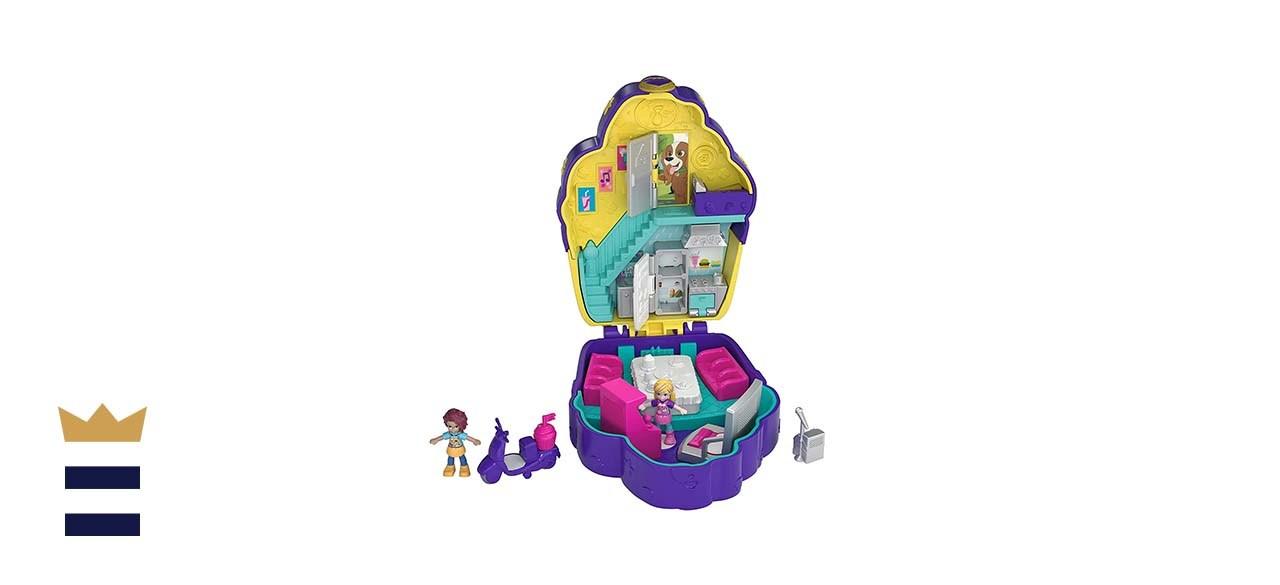 Polly Pocket Pocket World Cupcake Compact