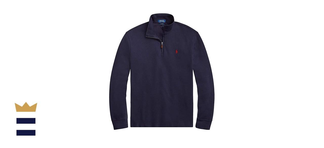 Polo Ralph Lauren Men's Quarter-Zip Pullover