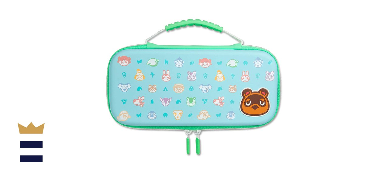 PowerA Animal Crossing Protection Case for Nintendo Switch